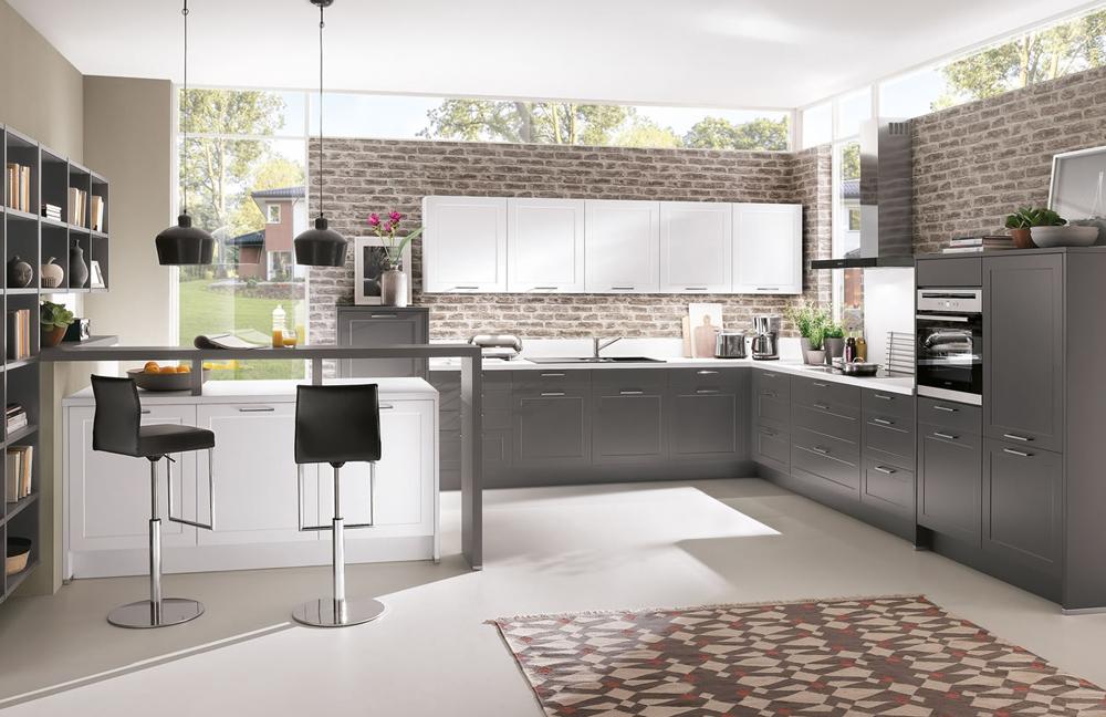 nobilia. Black Bedroom Furniture Sets. Home Design Ideas